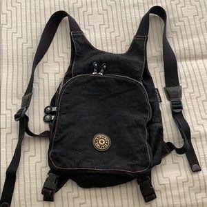 Kipling Private Transport Backpack Black Bag